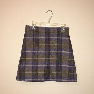 Dresses & Skirts - Boutique Plaid Skirt